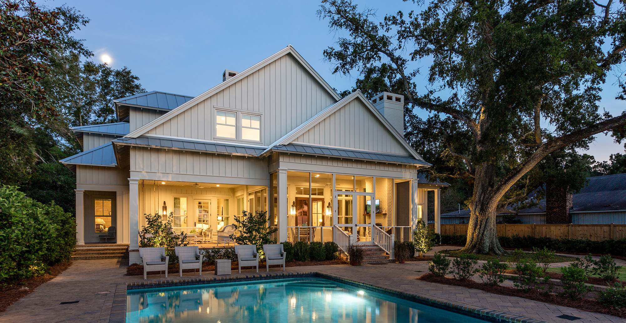 Fairhope architectural photography services offers vacation rental photography services.