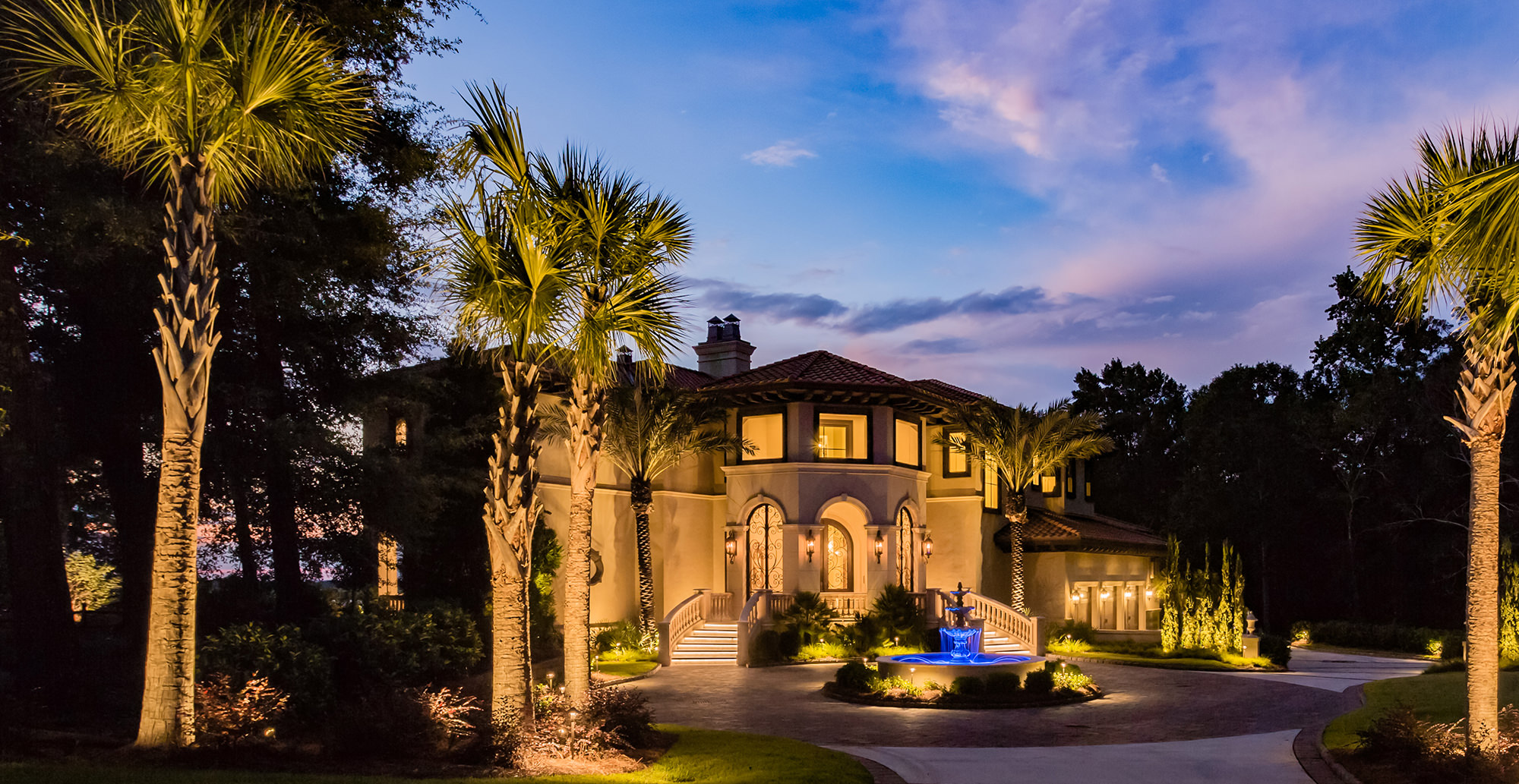 Fairhope architectural photography services offers luxury real estate photography services.