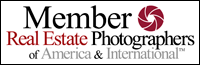 Photographer Ted Miles is a member of the Association of Real Estate Photographers